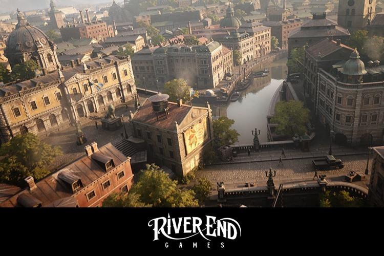 RiverEndPresentation